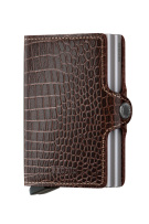 Secrid Twinwallet Amazon Brown
