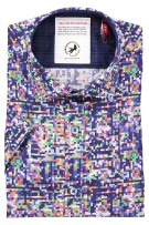 Shirt A Fish Named Fred multicolor  print