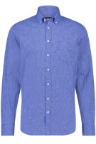 Shirt State of Art blauw button down