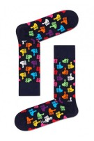 Sokken Thumbs Up Happy Socks donkerblauw