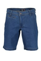 State of Art blauwe short denim