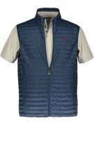 State of Art bodywarmer blauw La Carrera