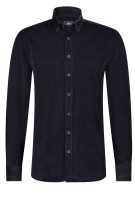State of Art corduroy overhemd navy