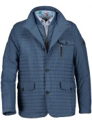 State of Art jas blauw regular fit  polyster
