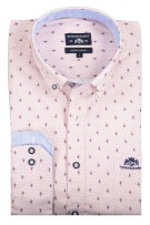 State of Art overhemd roze button down