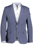 State of Art oxford colbert blauw modern fit