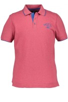 State of Art polo korte mouw sunny pink