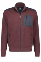 State of Art vest bordeaux rood