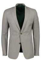 Strellson colbert mix en match Beige Effen Slim fit