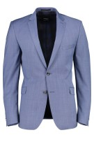 Strellson Mix & Match colbert slim fit pastelblauw