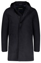 Superdry Idris borough jas donkerblauw