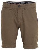 Superdry korte broek True Khaki