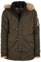 Superdry SD-3 parka army