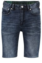 Superdry Short Blauw Effen Slim fit