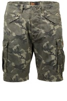 Superdry Short Groen Print Normale fit