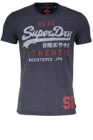 Superdry Vintage Authentic Duo T-shirt navy