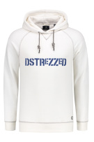 Sweater Dstrezzed met logo wit