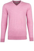 Thomas Maine pullover roze wol