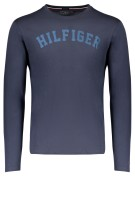 Tommy Hilfiger Icon T-shirt blauw lange mouw