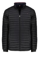 Tommy Hilfiger jack zwart Big & Tall