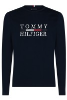 Tommy Hilfiger longsleeve navy Big  & Tall