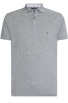 Tommy Hilfiger polo Big & Tall grijs