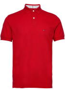 Tommy Hilfiger poloshirt rood Big & Tall
