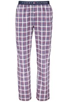 Tommy Hilfiger Pyjamabroek Rood Wit Blauw Geruit Normale fit
