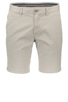 Tommy Hilfiger Short Beige Print Slim fit