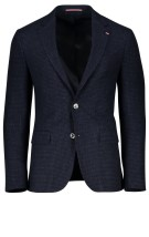 Tommy Hilfiger Tailored colbert navy motief