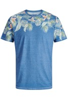 Tropical t-shirt Jack & Jones Plus Size