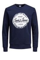 Trui Jack & Jones Plus Size marineblauw
