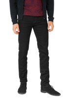 Vanguard dark coated V7 Rider jeans zwart
