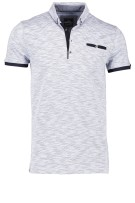 Vanguard Polo Shirt Grijs Gemêleerd Normale fit