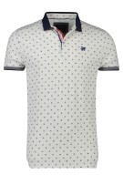 Vanguard Polo Shirt Wit Print Normale fit