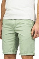 Vanguard Short Groen Effen Normale fit