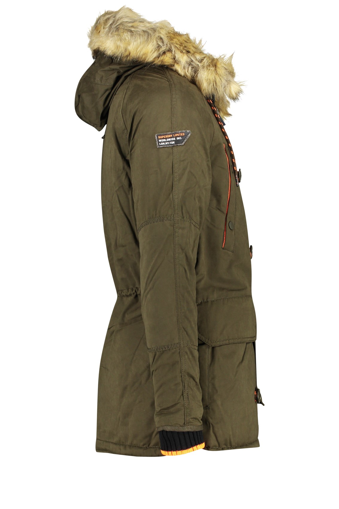 Superdry Green Superdry Army Army Parka Jas Green Jas Parka Superdry Jas Parka 1wnBqaBH